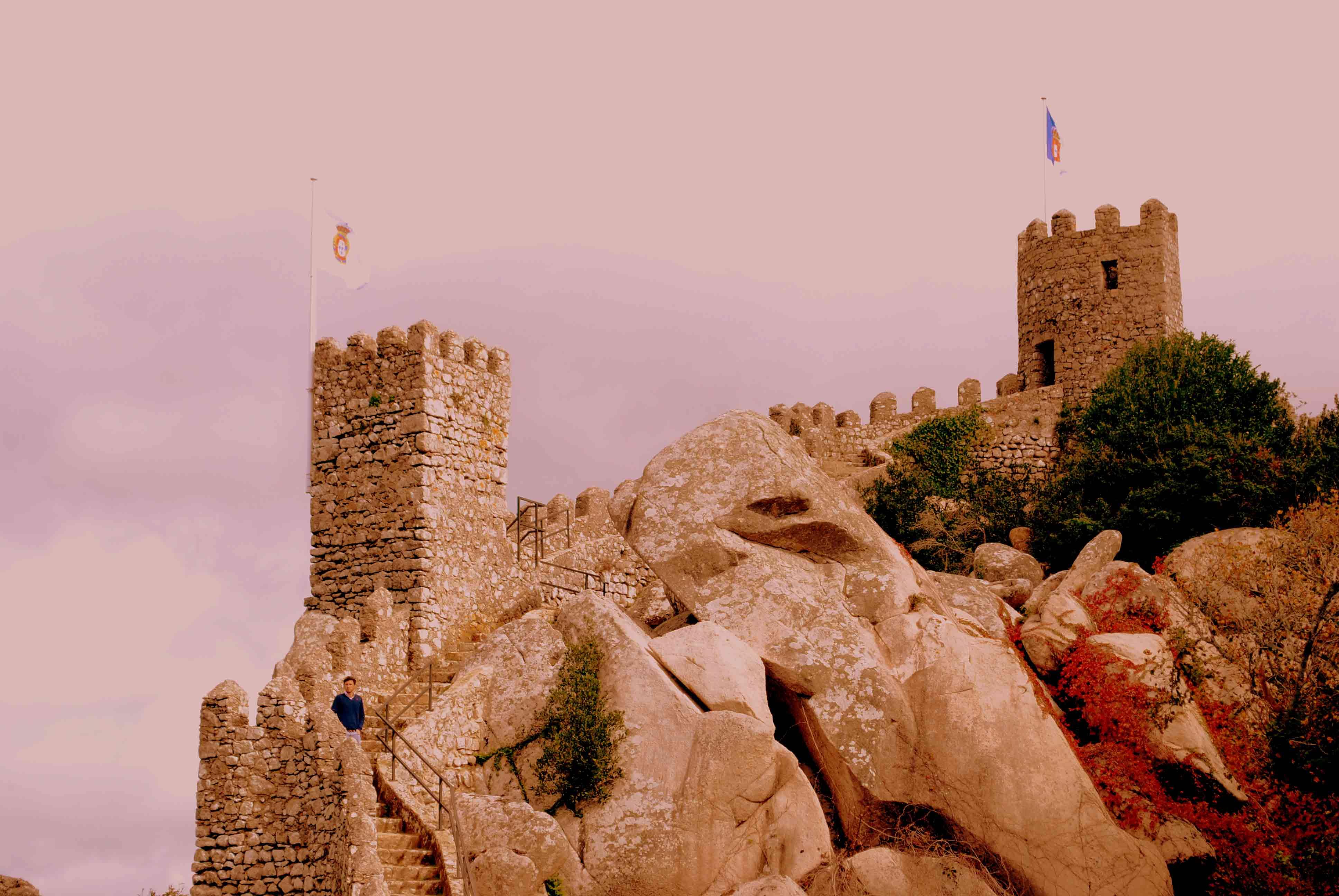 Castillo dos muros