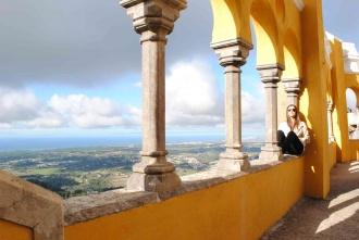 Palacio da Pena. Sintra. Portugal 2013.