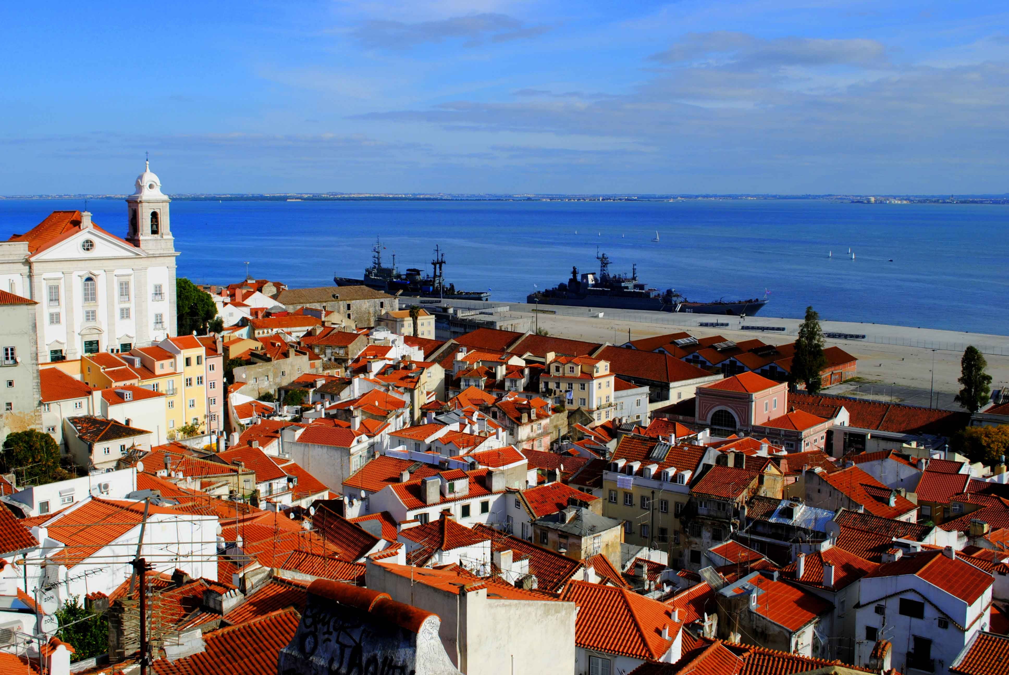 Barrio de Alfama. Lisboa 2013.