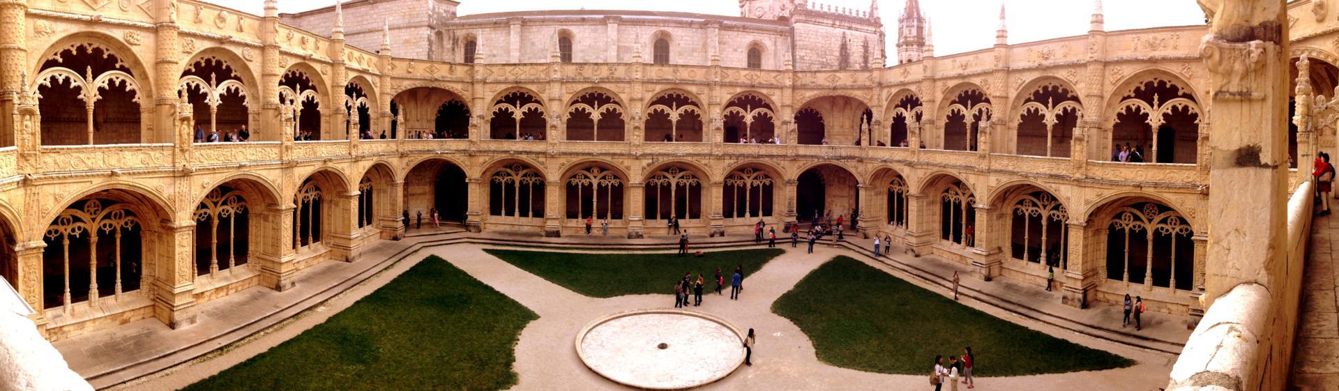 monasterio panorama