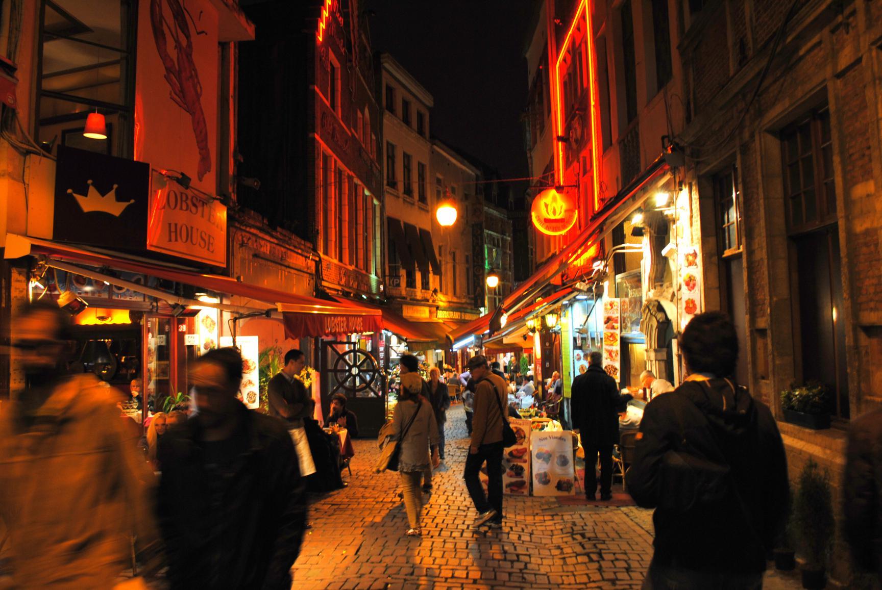 bruselas centro