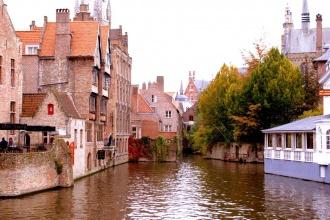 Fachadas de Rozenhoedkaai. Bélgica 2012