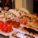 Bruselas: Alojamiento & Gastronomía