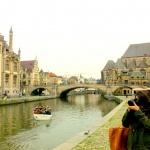 Bélgica II. Horas valiosas en Gante