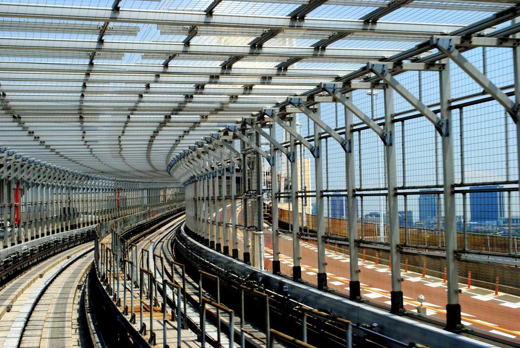 monorail odaiba