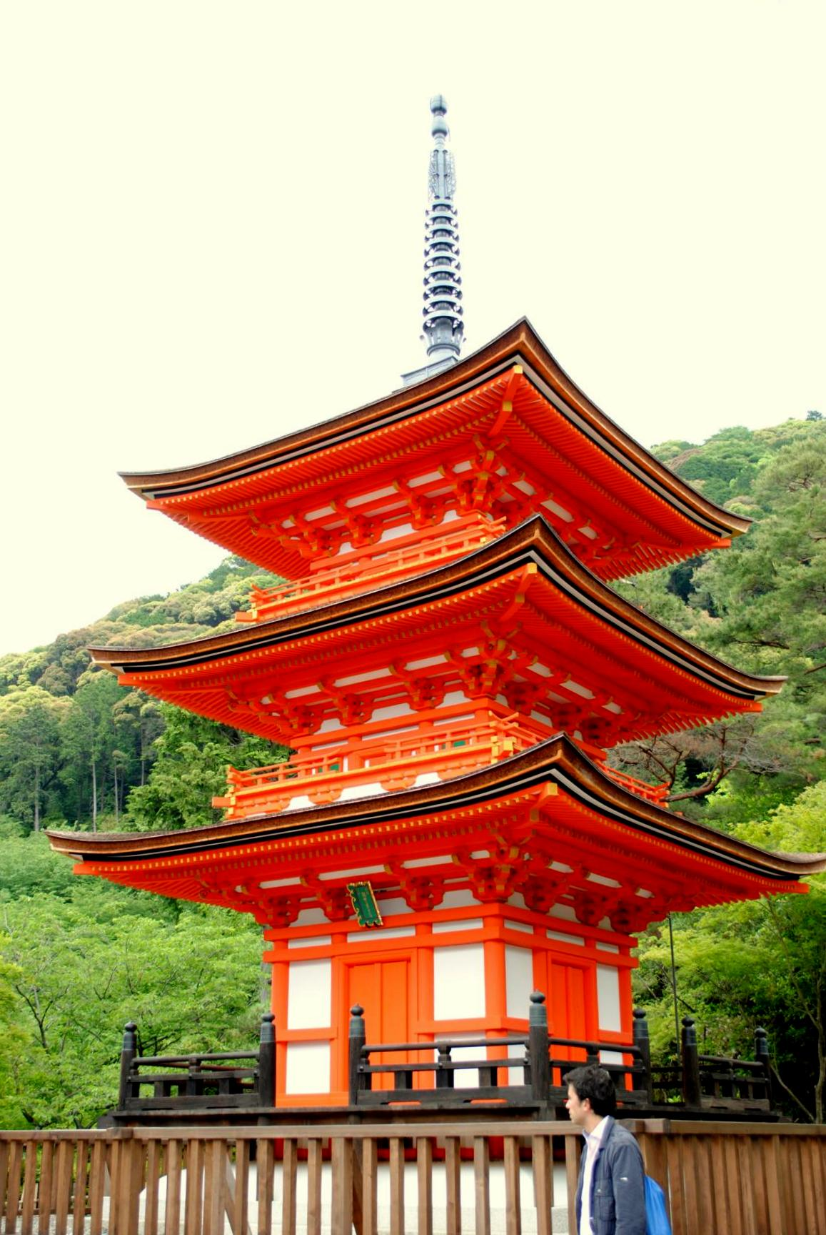 kiyomizu dera-port