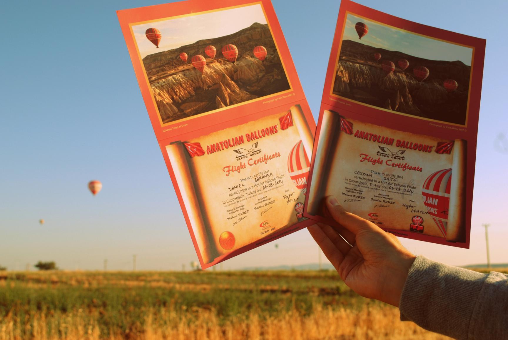 diploma-cappadocia