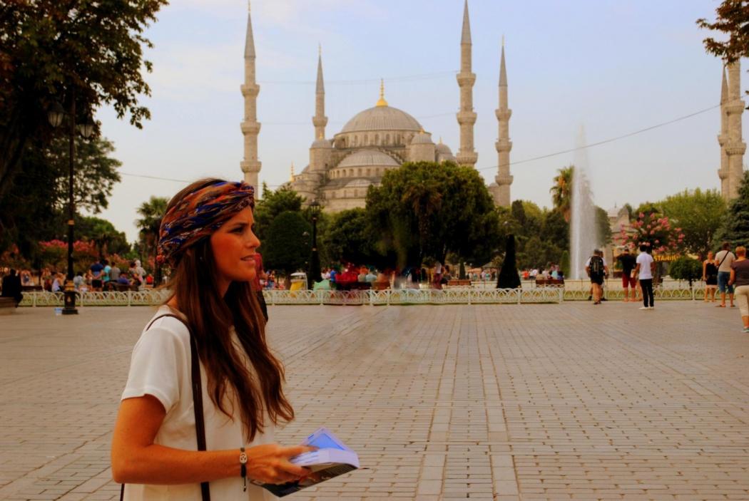 Estambul iii si visitas una mezquita has de saber for Oficina de turismo estambul