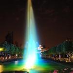 Córdoba III. Espectáculo de luces