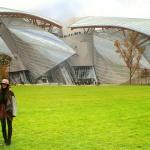 París IV. Última joya de Frank Gehry