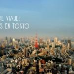 Tokyo: Guía Rápida