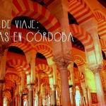Córdoba: Guía Rápida