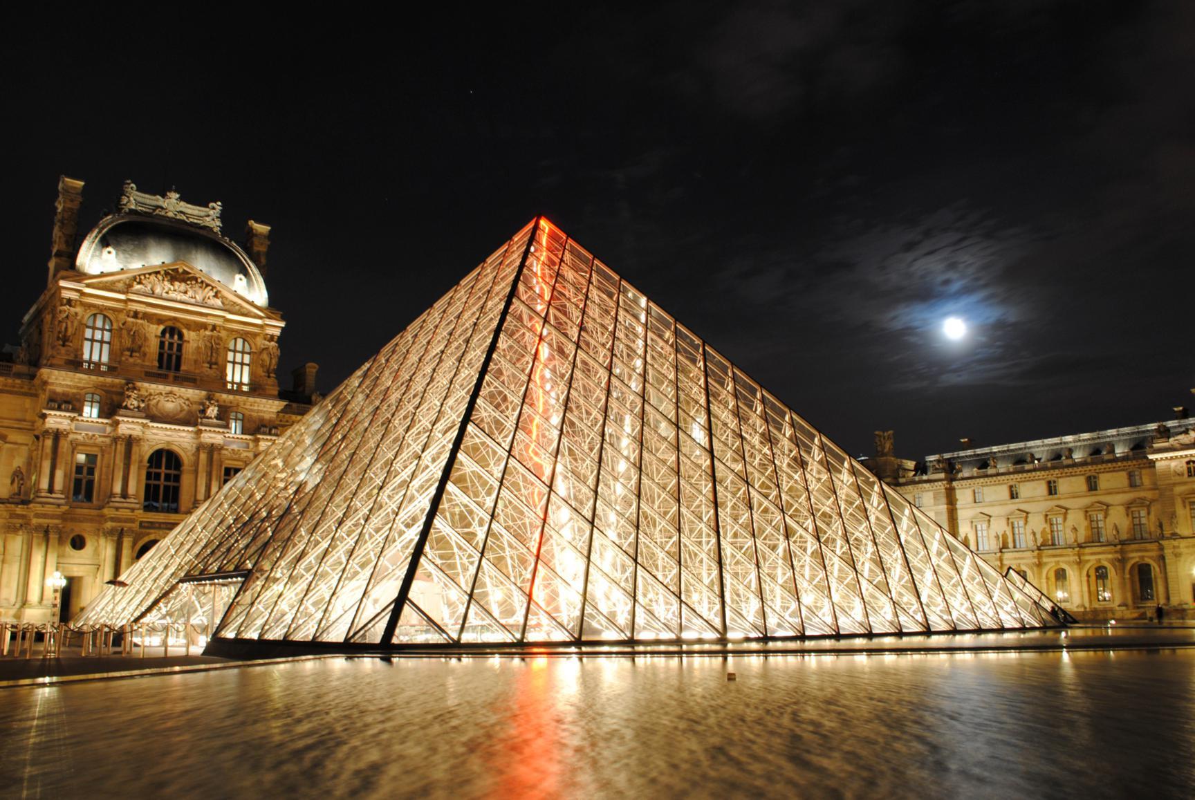 Museo de Louvre. París 2014.
