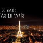 París: Guía Rápida