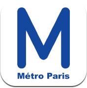 logo metro paris