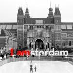 Amsterdam III. Museumplein & Bloemenmarkt