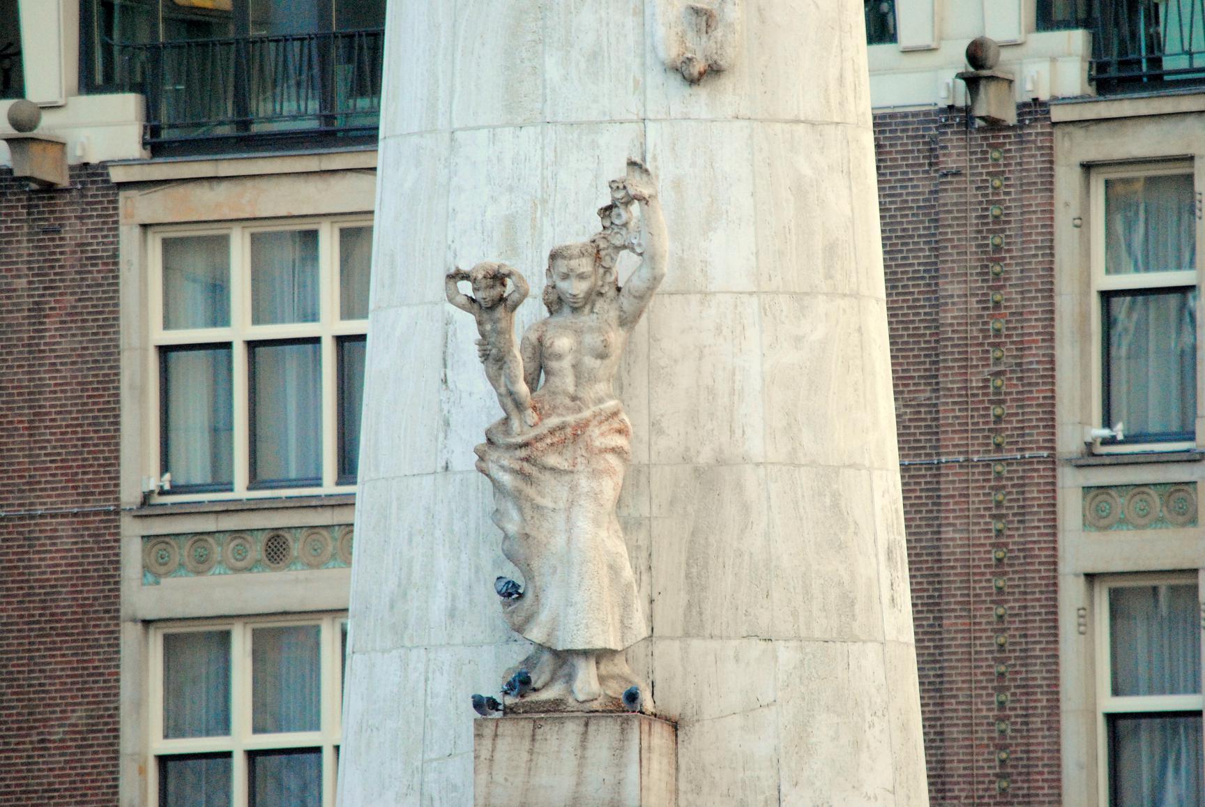 que-ver-amsterdam-monumento-nacional