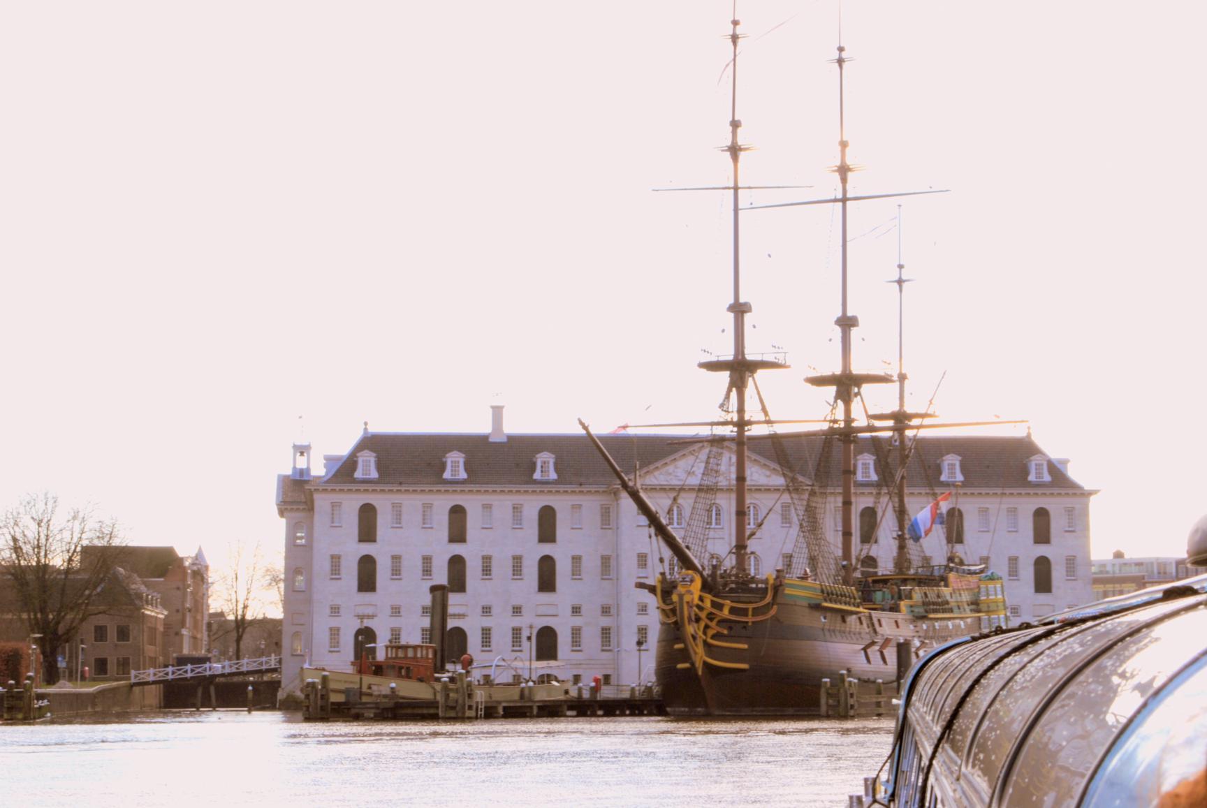 que-ver-amsterdam-museo-maritimo-nacional