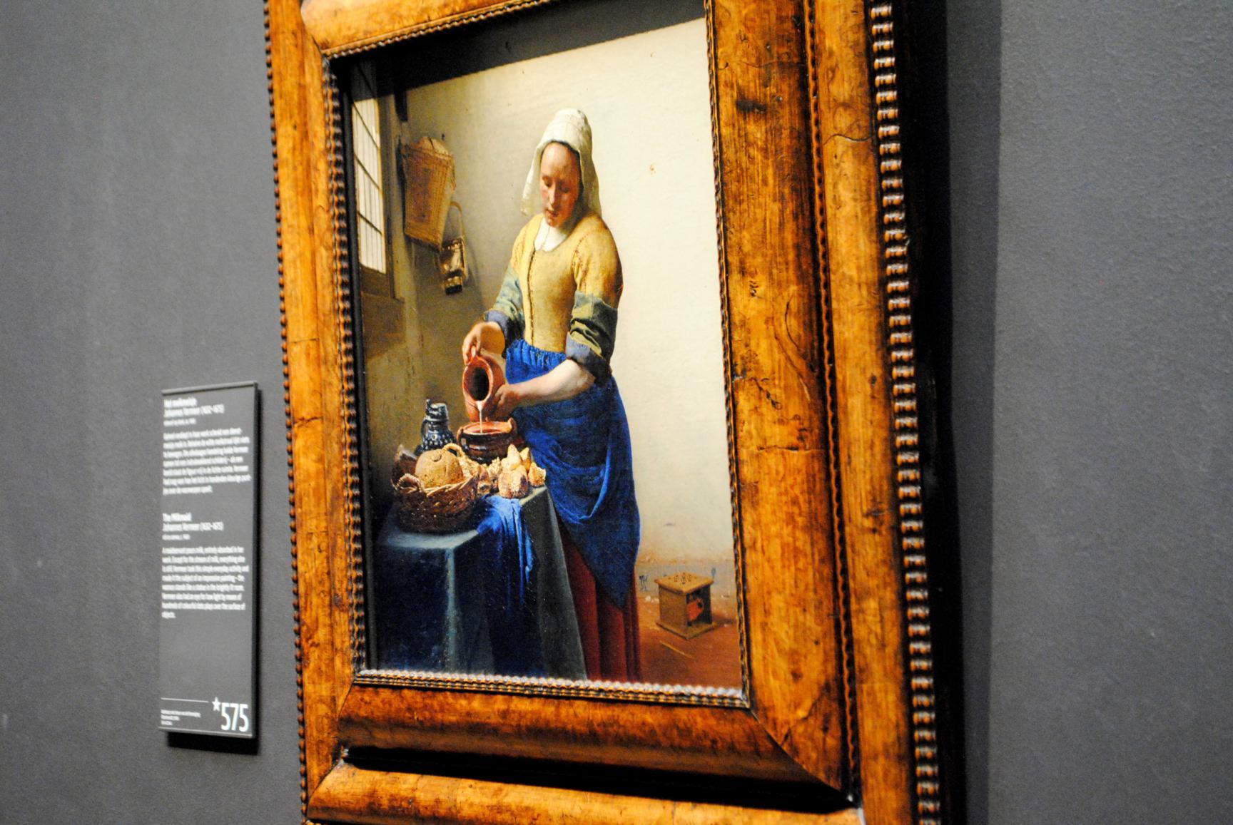 Amsterdam iii museumplein bloemenmarkt - La lechera de vermeer ...