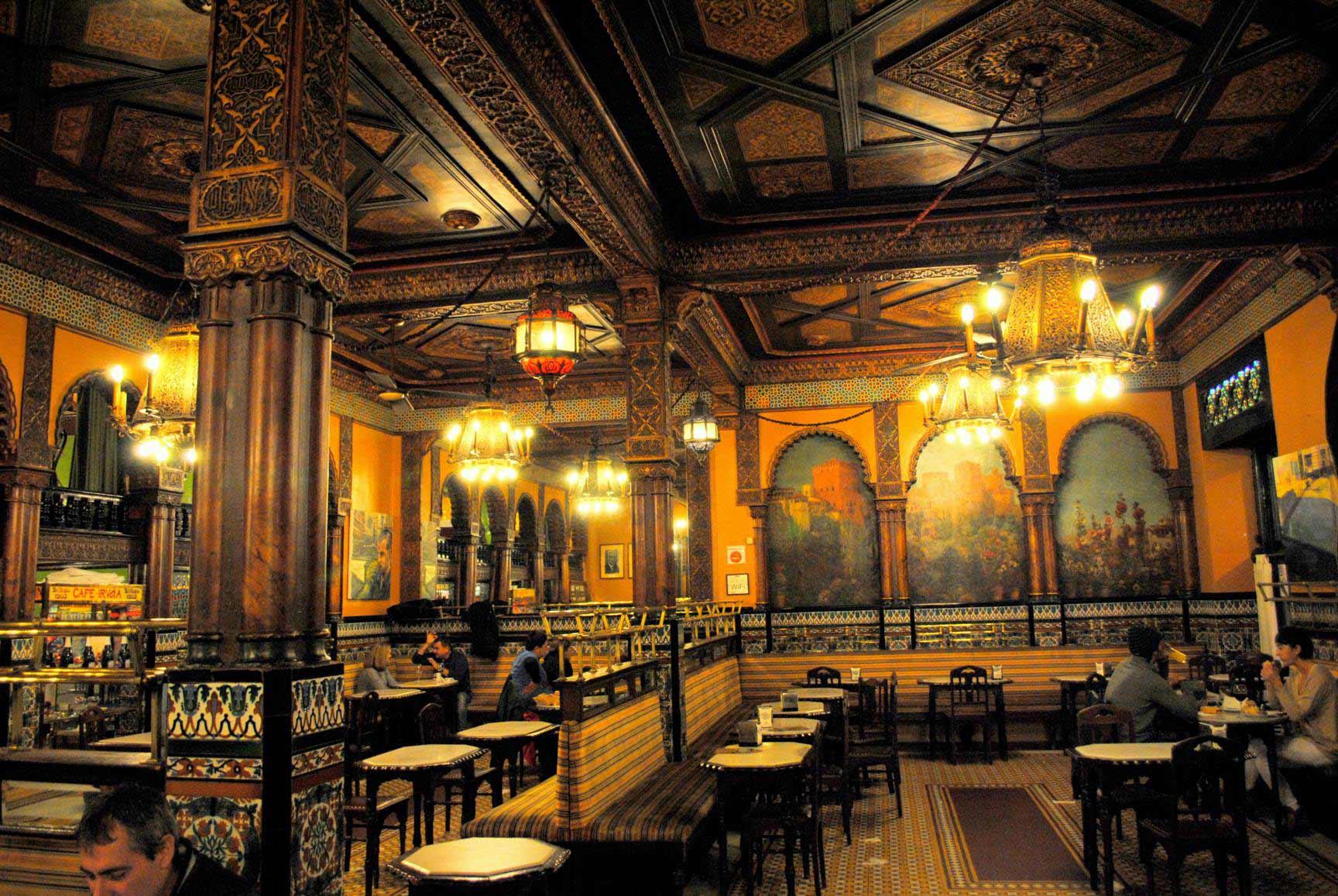 bilbao-donde-comercafe-iruña