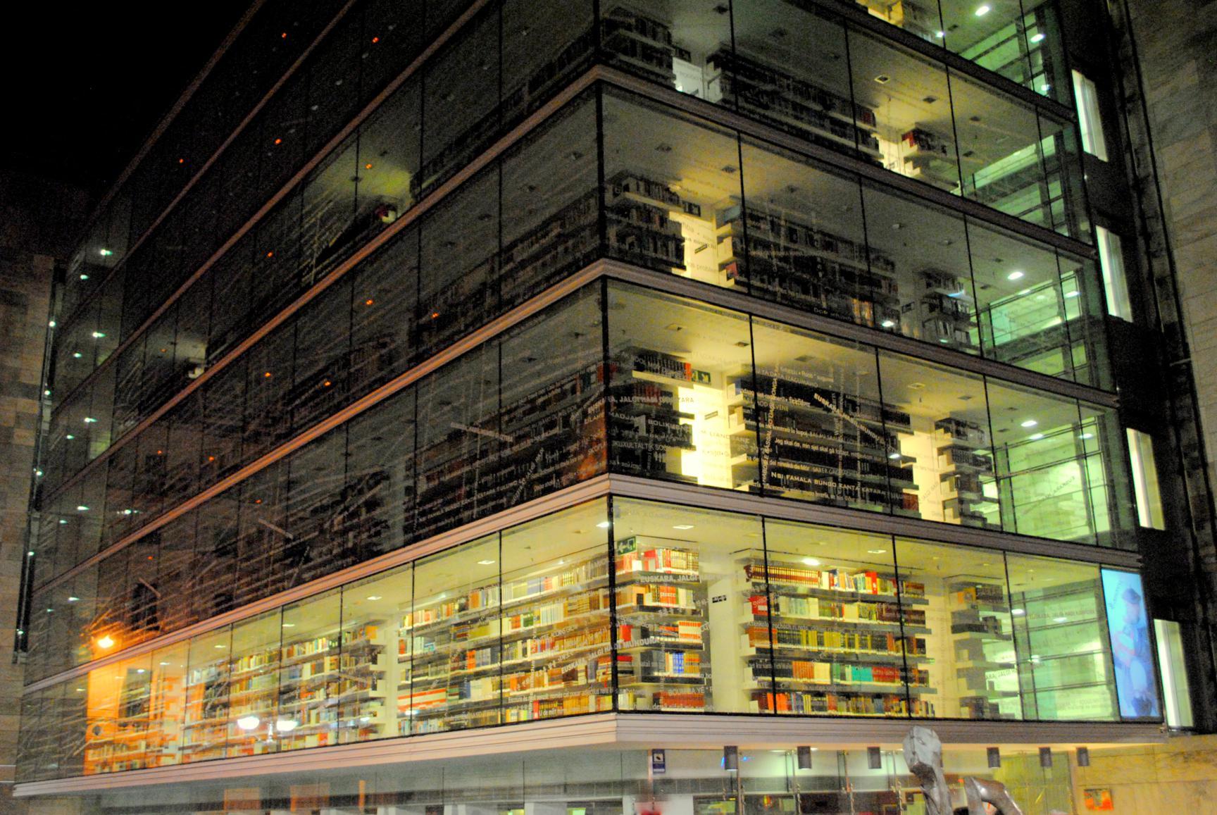 que-ver-bilbao-biblioteca
