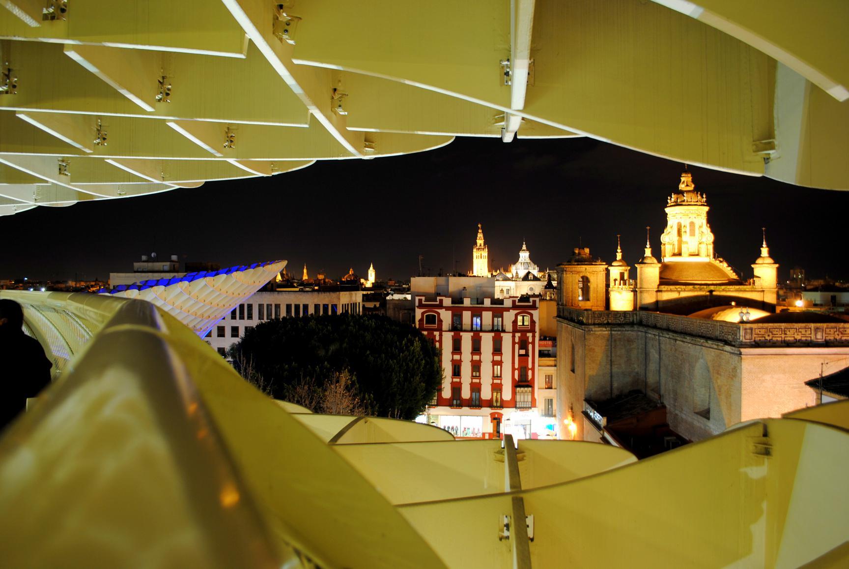 que-ver-sevilla-metropol-parasol