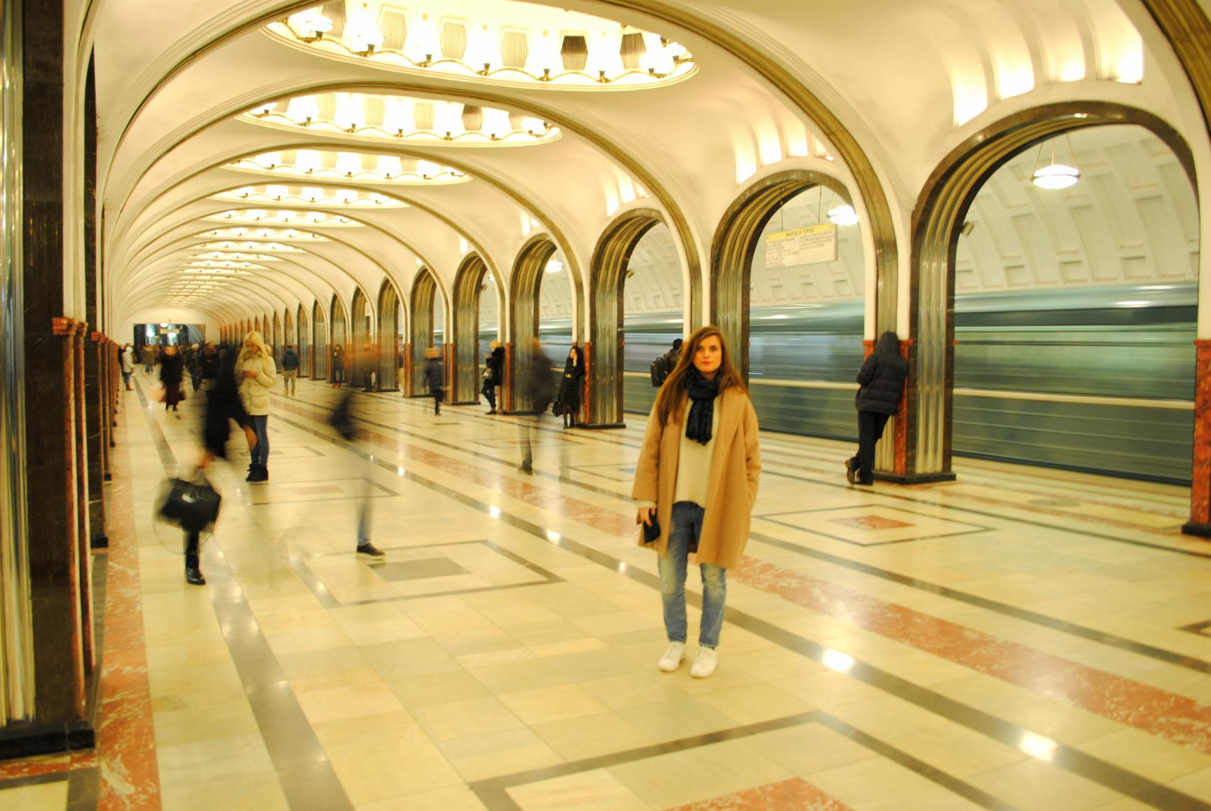 metro-moscu-mayakovskaya