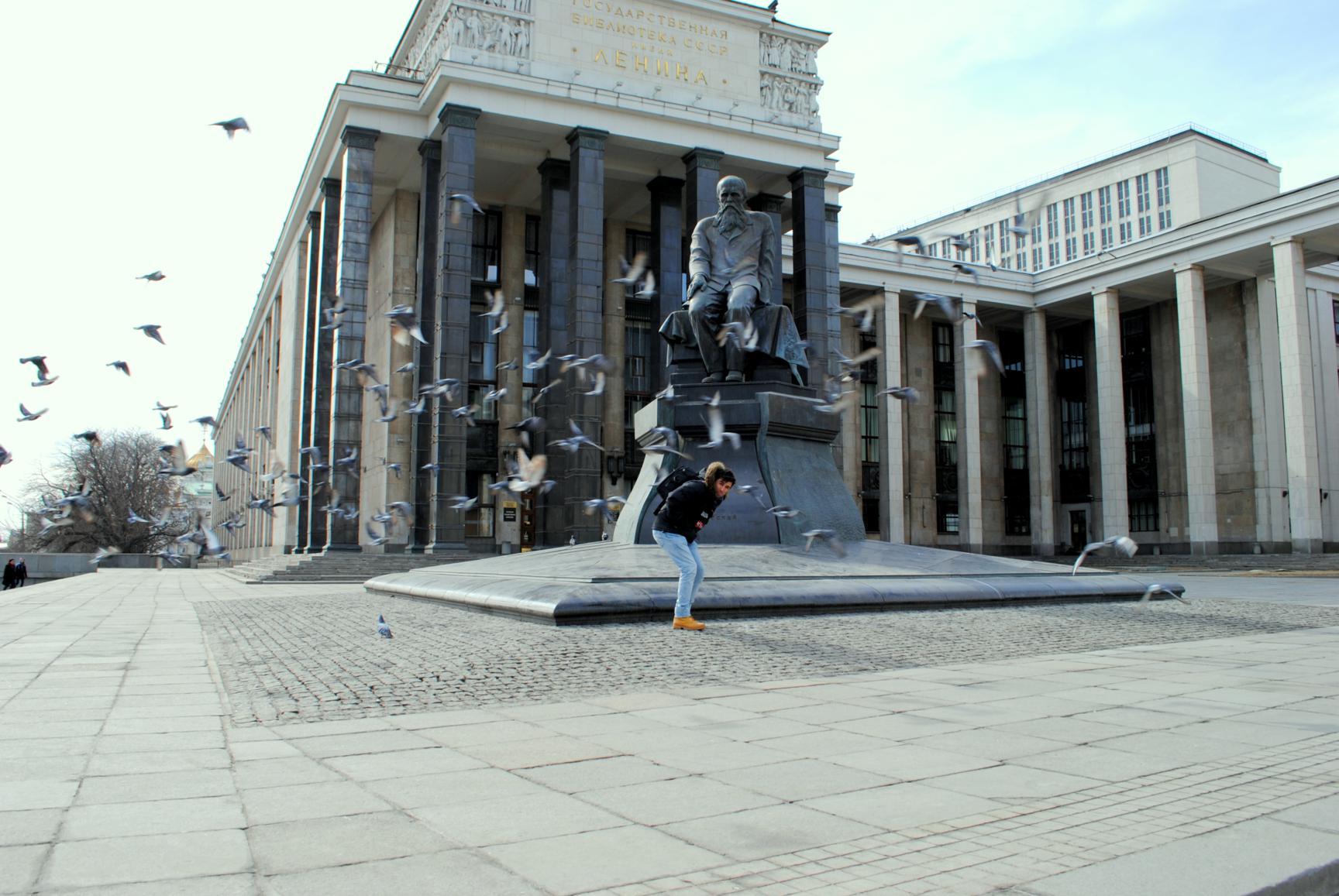 que-ver-moscu-biblioteca-estatal-rusa
