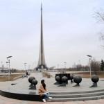 Moscú III. Nostálgico VDNKh, Centro Panruso de Exposiciones