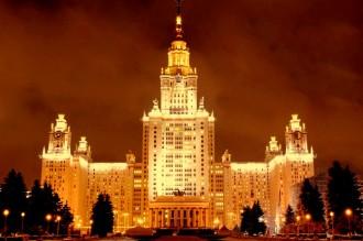 Universidad Estatal Lomonosov. Moscú 2015