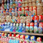 Moscú VII. Mercado Izmailovo, cuna de souvenirs