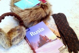 Preparativos de viaje. Rusia 2015.