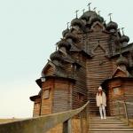 El 'Clon' de la Iglesia de Kizhi, oculto en San Petersburgo