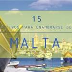 Este verano, elige Malta