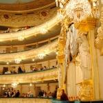 Ópera en el Teatro Mariinsky
