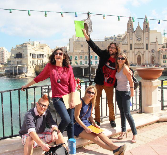 malta escuela de ingles Maltalingua