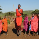 Kenya Día 5. Masai Mara: tribu & safari