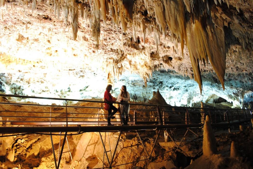 Cueva El Soplao La Maravilla Subterránea Del Mundo