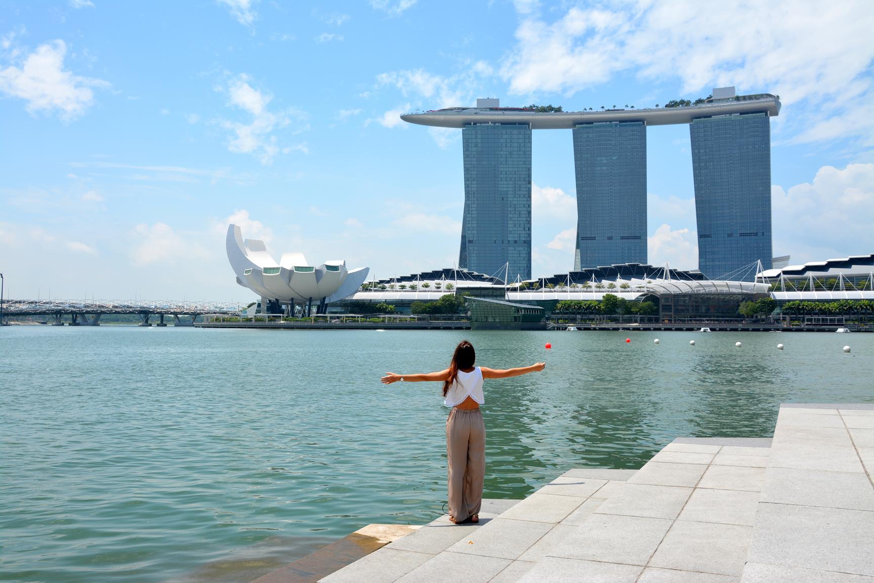 luna de miel singapur