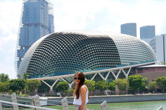 que-ver-singapur-esplanade