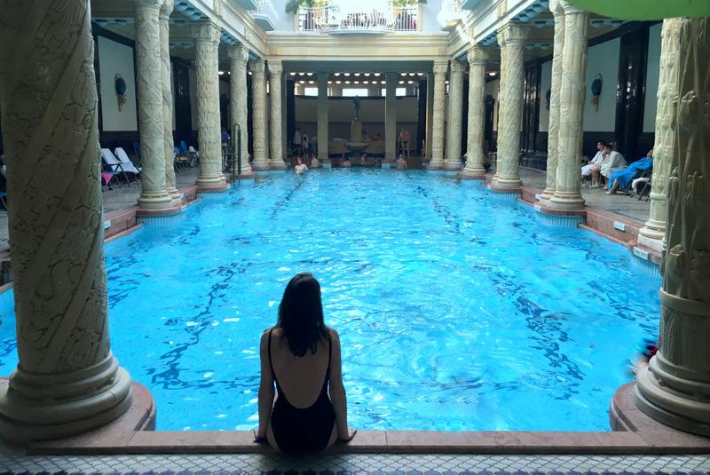 Banos Gellert.Que Ver Budapest Banos Gellert 4 Wander On World Travel