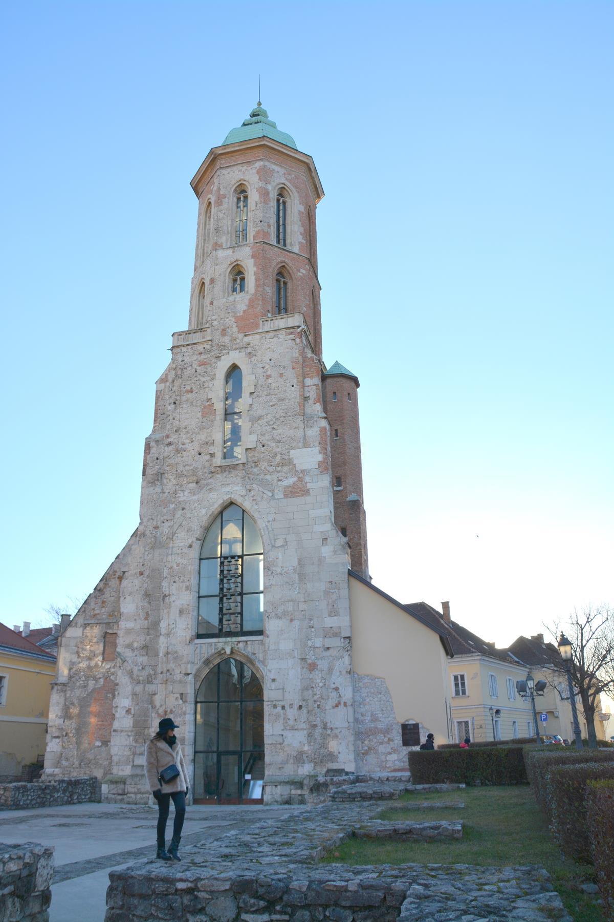 que-ver-budapest-torre magdalena