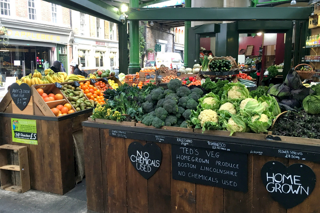 que-ver-londres-borough-market