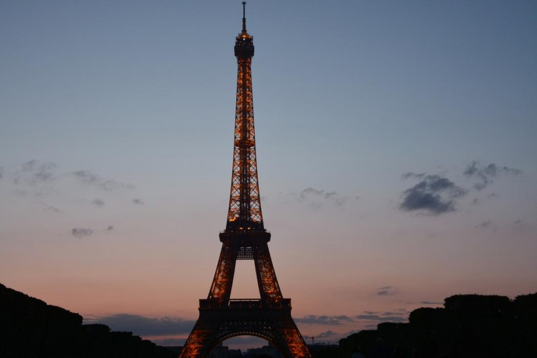 Re-disfrutando ciudades llenas de magia...París, 2017
