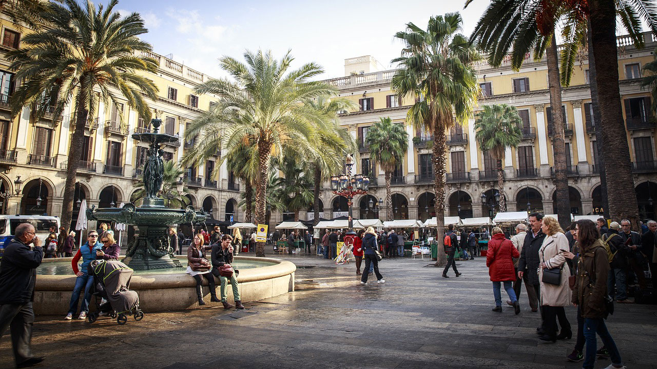 placa-reial-barri-gotic