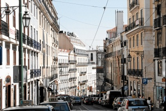 Barrio Alto, Lisboa.
