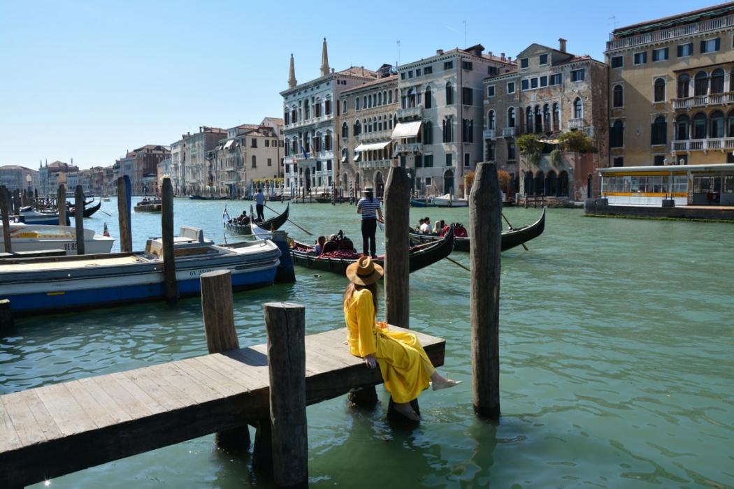 Enamorándonos, aún más, de la ciudad más bonita. Venecia, 2018