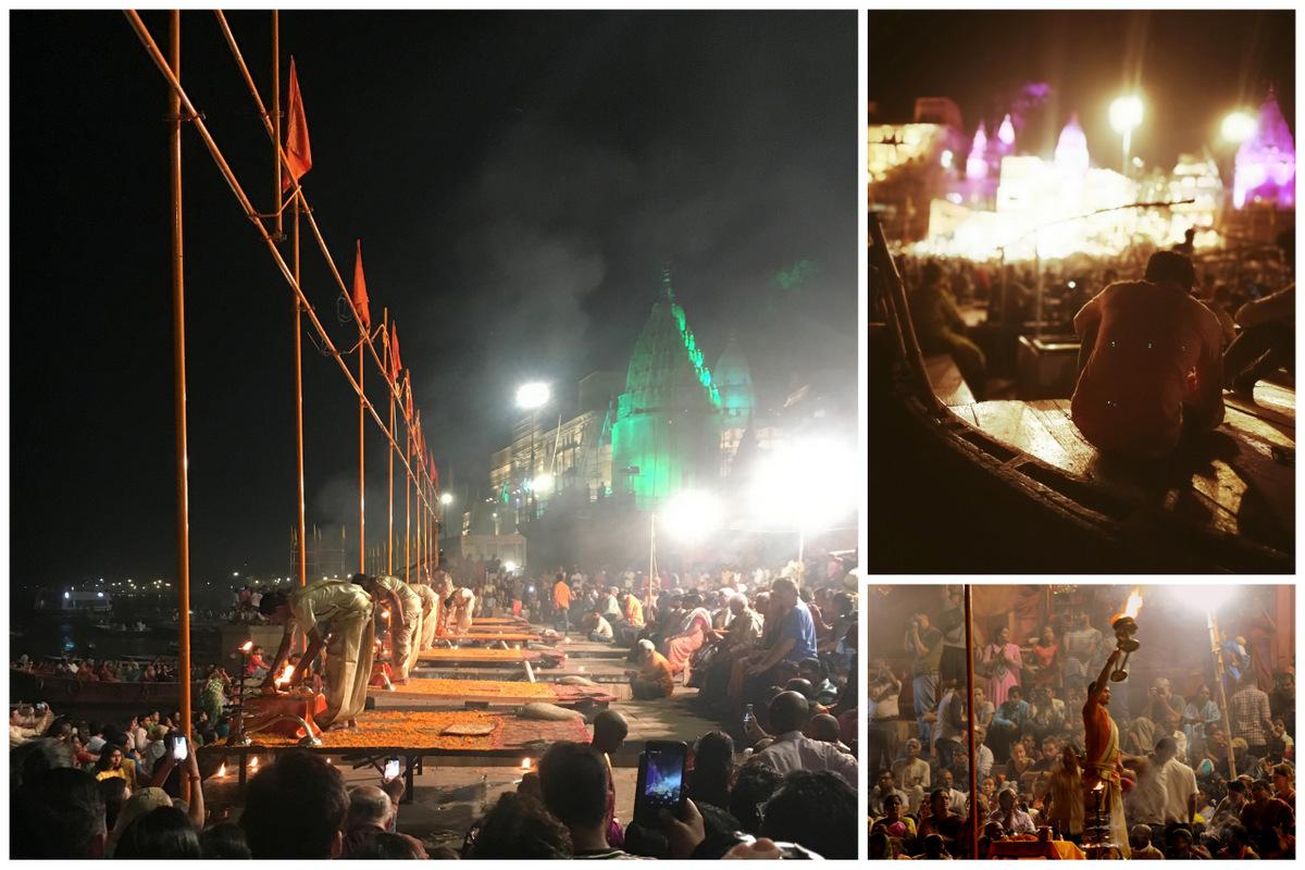 barco-ritual-noche-varanasi