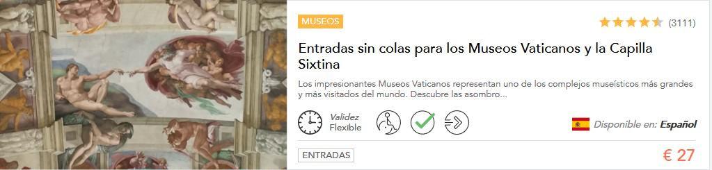 entradas-sin-colas-capilla-sixtina